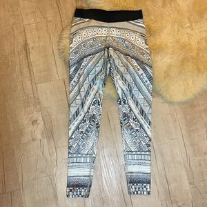 0a4d5854b96ad Nike Pants - Nike TIGHT OF THE MOMENT Arctic Monarch